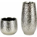 Home affaire Dekovase »Keramik-Vasen« (Set, 2 Stück)
