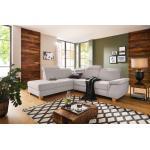 Rosa Moderne Home Affaire Wohnlandschaft mit Armlehne Breite 250-300cm, Höhe 50-100cm, Tiefe 200-250cm