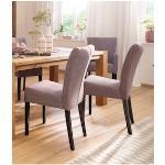 Maritime Home Affaire Stühle lackiert aus Massivholz gepolstert Breite 0-50cm, Höhe 50-100cm, Tiefe 50-100cm
