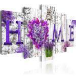 Home Blume Abstrakt Vintage Rose Wandbilder Xxl Bilder Vlies Leinwand 020115-68