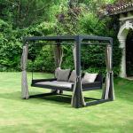 Home Deluxe Pavillon Gartenliege PROVENCE