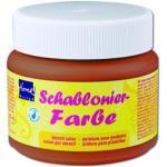 Home Design 74322 - Schablonierfarbe Zimtbraun 150 ml