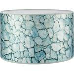 Home Sweet Home Lampenschirm Stone (Ø x H: 40 x 22 cm, Bunt, Stoff)