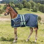 Horse-friends Fohlendecke dark navy