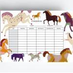Horse Stundenplan