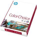 HP ColorChoice Farblaserpapier 200 g/m2 - 250 Blatt / DIN A4 (210 x 297 mm)