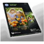 HP Everyday Photo Paper Glossy Q5451A A4 25 Blatt 200g