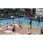 Huck Volleyball-Turniernetz DVV 1