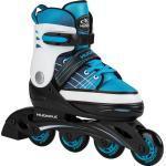 Hudora Inlineskates »Inline Skates Basic, blue, Gr. 34-37«, blau, blau