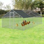 Hühnerstall Sydney mit Freigehege