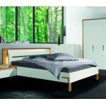 hülsta Bett Dream 180 x 200 cm Lack Weiß