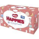 Huggies - Happies trockene Baby-Pflegetücher 100 Stk