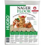Hugro Nagerfloor Hanfmatte   40x25cm Parasitenschutz