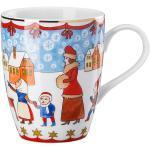 Hutschenreuther Sammelkollektion 19 Weihnachtsmarkt Becher mit Henkel 0,30 L