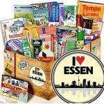 I love Essen + Geburtstagsgeschenk Essen + Spezialitätenbox