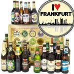 I love Frankfurt/Bierbox DE und Welt/Frankfurt Geburtstagsüberraschung/Bier Adventskalender 2019