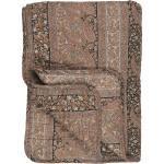 Ib Laursen Tagesdecke »Decke Quilt Tagesdecke Überwurf Paisley Mehrfarbig 180x130cm 07998-00«