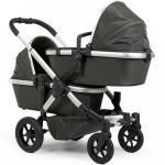 iCandy Blossom Twin New Peach All Terrain Forest Combo Set