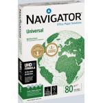 Igepa Navigator Universal Kopierpapier A3 80g weiß sehr hohe Weiße