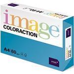 Image Coloraction - farbiges Kopierpapier Lisbon/königsblau 80g/m² A4 - Paket zu 500 Blatt