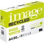 Image Recycled A4 80g Recyclingpapier weiß 500 Blatt