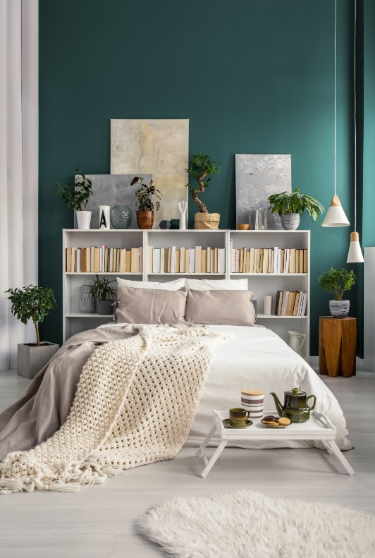 So Richtest Du Dein Kleines Schlafzimmer Kreativ Ein Ladenzeile De