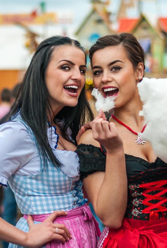 Wiesn-Knigge: Die Dos & Donts auf dem Oktoberfest