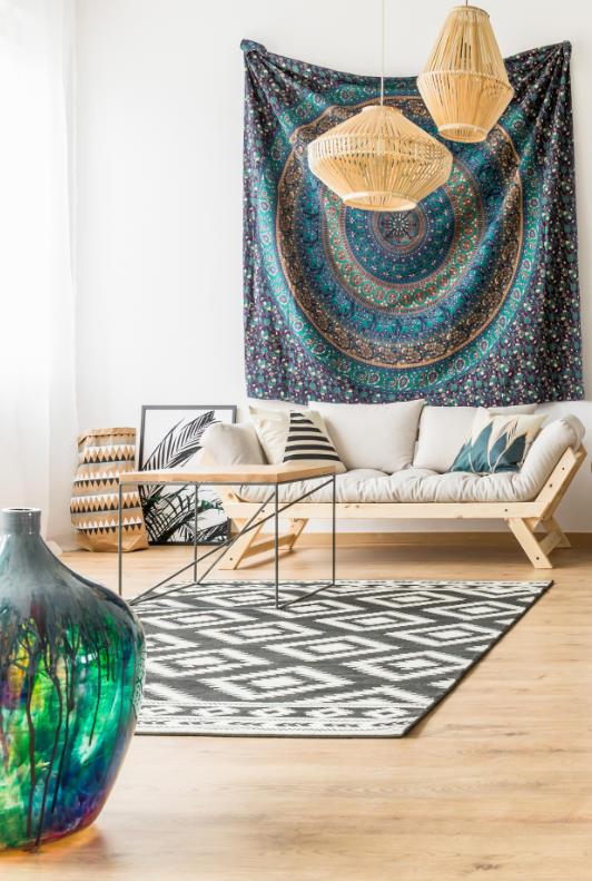 Wohnen Im Boho Style Inspiration Und Ideen Ladenzeile