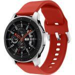iMoshion Silikonband Galaxy Watch 46mm / Gear S3 Frontier / Classic / Watch 3 45mm - Rot