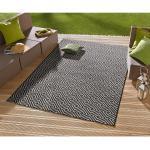 In-/Outdoor-Teppich Karo