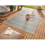 Bunte Bougari Outdoor-Teppiche