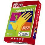 inapa tecno Colour Laser Papier, DIN A4, 80g/qm, hochweiss
