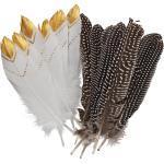 Indianer-Federn, 12 Stück