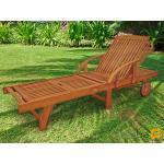 "indoba® Gartenliege ""Sun Shine"" - Sonnenliege - Serie Sun Shine - IND-70305-SL"