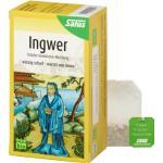 Ingwer Kräuter-Gewürztee Salus Filterbeutel 27 G