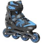 Inline-Skates Roces Boys Jokey 3.0 Black Blue Jungen-Schuhgröße 26 - 29
