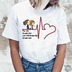 Inspiriert von Graue Anatomie Cosplay Polyester / Baumwollmischung Anime Zeichentrick Harajuku Grafik Kawaii Bedruckt T-shirt Für Herren / Damen Lightinthebox