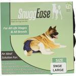 Integrated Pet Solutions SnuggEase Hundewindel, waschbar, Einzeln, Large, blau