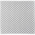 InterDesign Stari Spülbecken-Matte-Basisgröße, Graphit, Kunststoff, Grau