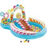 Intex Planschbecken Candy Zone Play Center (L x B x H: 295 x 191 x 130 cm, Mehrfarbig)