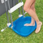 Intex Pool Fußbad 11,5 L 56x46x9 cm Blau
