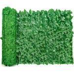 IPSXP Sichtschutzzaun für den Außenbereich, 299,7 x 99,1 cm, geeignet für Innen- und Außenbereich, Gartenzaun, Hinterhof.