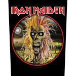 Iron Maiden Backpatch Aufnähpflaster Multi