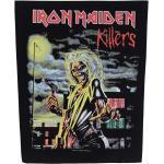 Iron Maiden - Killers - Aufnäher -