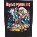 Iron Maiden - Number Of The Beast - Aufnäher -