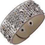 J.Jayz Armband »Stern, Metallic-Look«, mit Glassteinen und Metallnieten
