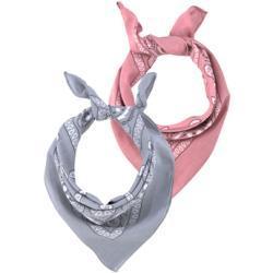 J.Jayz Bandana, mit Paisley-Muster bunt Damen Halstücher Schals, Loops Tücher Accessoires Bandana