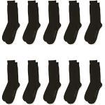 JACK & JONES Herren Jacjens 10 Pack Noos Socken, Schwarz (Black Black), Einheitsgr e EU