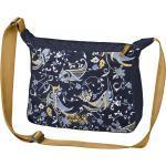 Jack Wolfskin Valparaiso Bag Umhängetasche (Farbe: 7775 midnight blue all over)