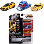 Jada, Nano Cars, Transformers 3er Pack A (4cm)